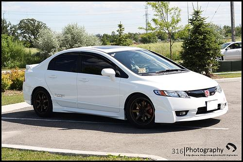 Convertir El Civic Sedan 06 10 En El Estilo Japones Sin Tener Que Gastar Tanto