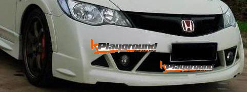 Mugen RR front conversion 2 Mugen RR Style Rear Lip VERSION 2  and Mugen RR Style Front Bumper NEW IN STOCK MARCH 2010!