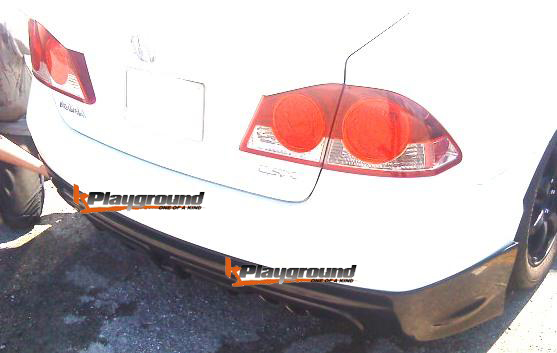 mugen rr rear lip 2 csx and civic sedan edited Mugen RR Style Rear Lip VERSION 2  and Mugen RR Style Front Bumper NEW IN STOCK MARCH 2010!