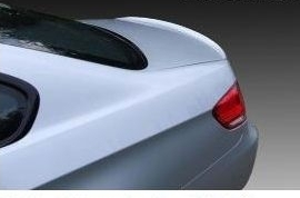 PU boot lip spoiler For BMW E92 BMW M3 Style Rear Trunk Lip Spoiler for E90 (3 series sedan) and  E92 (3 series coupe),   OEM Style Trunk Lip Spoiler E82 (1 series coupe) NOW AVAILABLE  for purchase!!