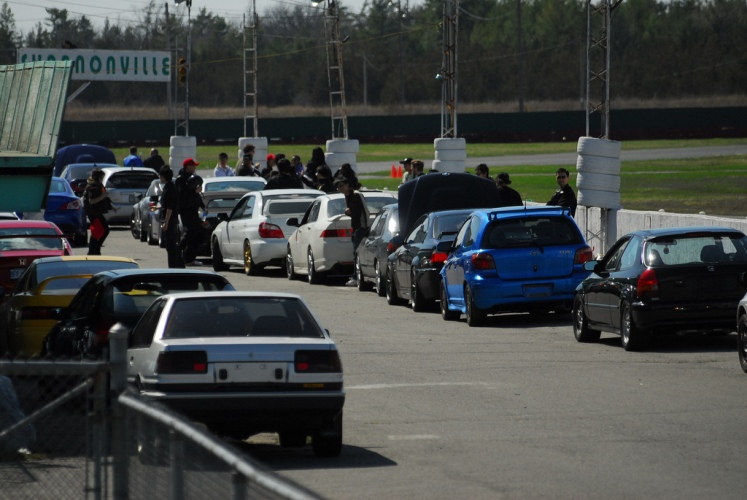 Pit picture Kplayground's Shannonville Third Full Track Sunday May 30th 2010 6pm Dusk