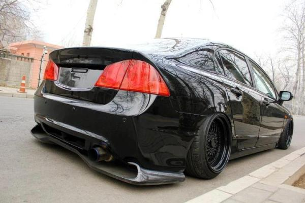 V style rear diffuser NEW PRODUCT: Kplayground V Type Rear Diffuser Now available!
