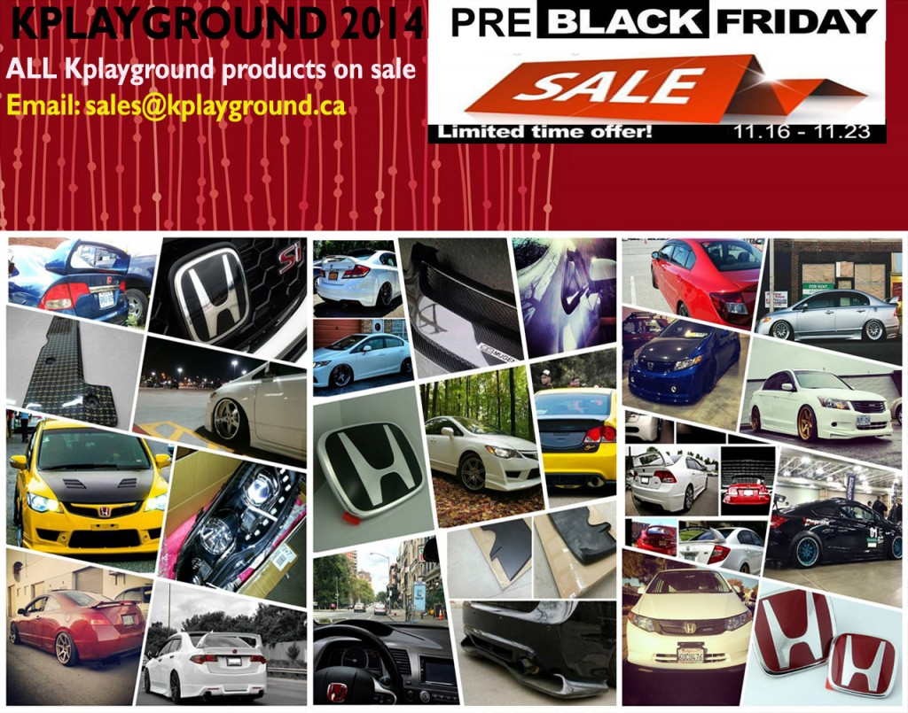 2014 Kplay Pre black friday FB AD Boost poster 1024x805 SPECIAL:  Kplayground 2014 Pre Black Friday SALE Starts Now!!!