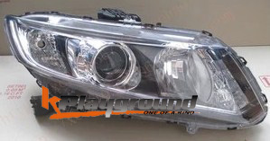 9thCivic OEM Type Projector Headlights