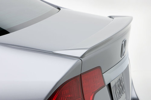 09+ Civic sedan OEM style trunk spoiler
