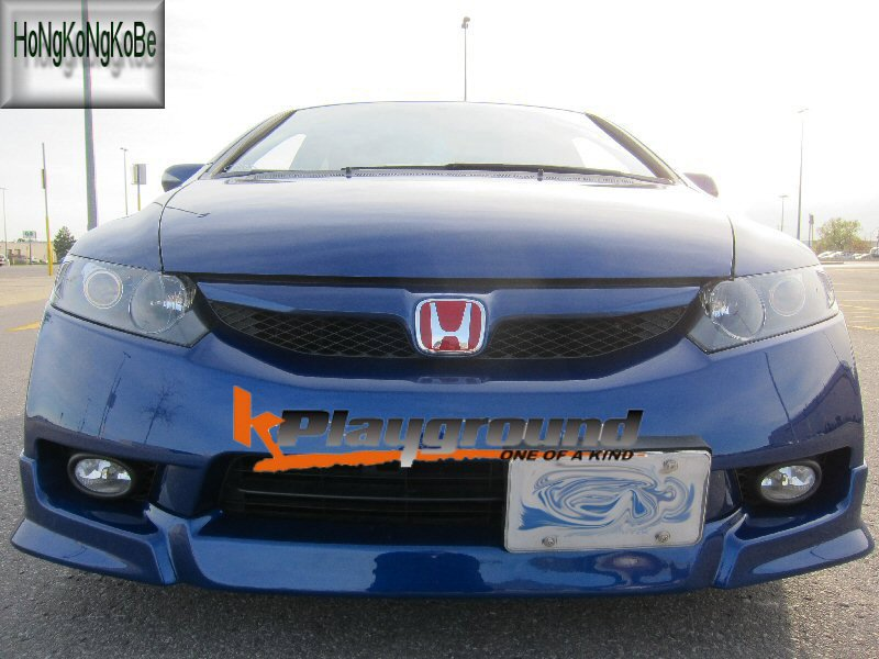 09 Civic Sedan Front End Conversion Kit