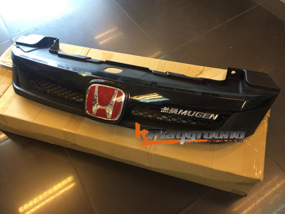 Mugen Style Front Grill