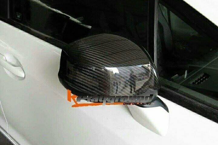 Kplayground 9thCivic Carbon Side Mirror Cover