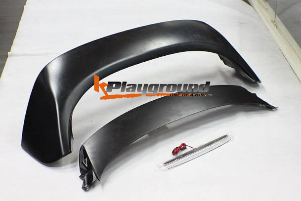 2014+ Mazda3 5dr K Type Spoiler with 3rd Brake Light