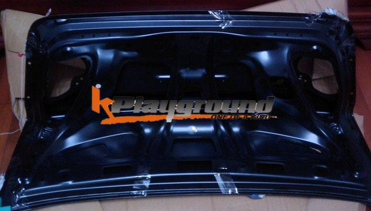 Genuine Honda JDM Civic Trunk for JDM Conversion!!