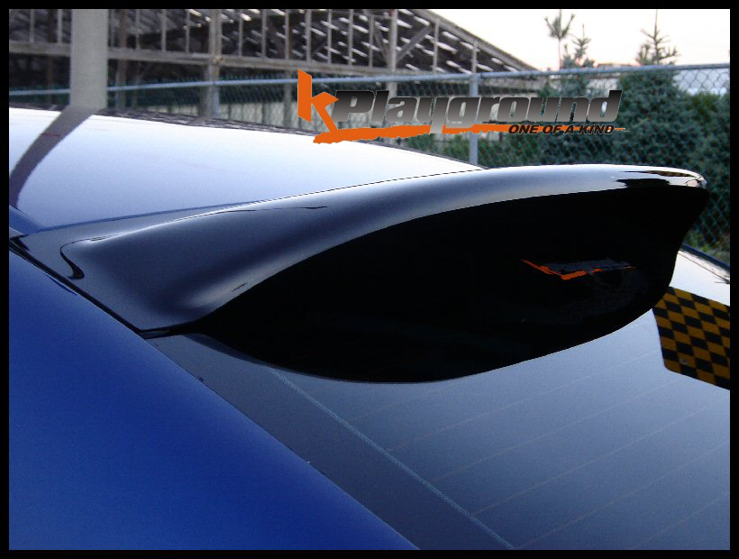 Rear Visor/Whale Tail for 06+ Civic and CSX