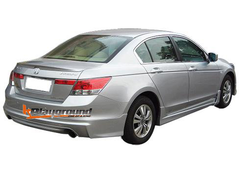 8th ACCORD Mugen Style Rear Bumper Lip