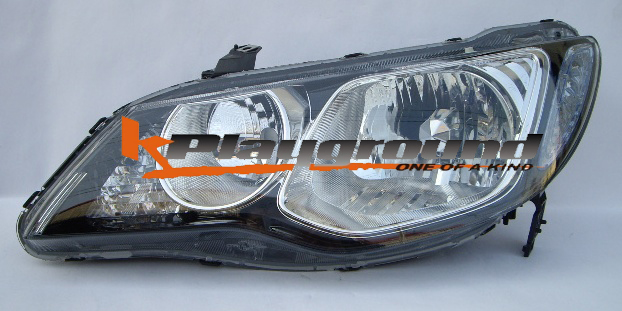JDM Style Headlight (PAIR) for FD2 Front Conversion