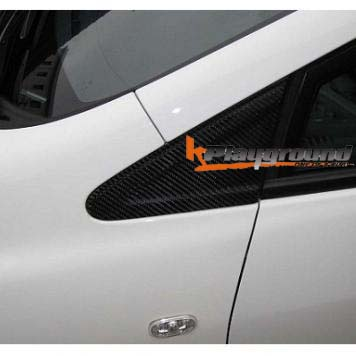 Kplayground 9thCivic Carbon Triangle Side Cover
