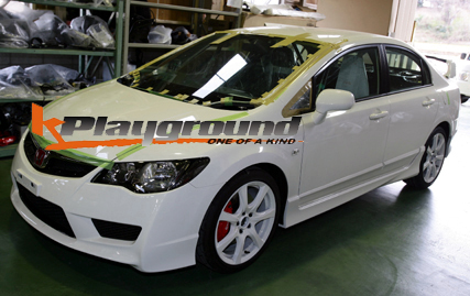 Civic Type R Conversion