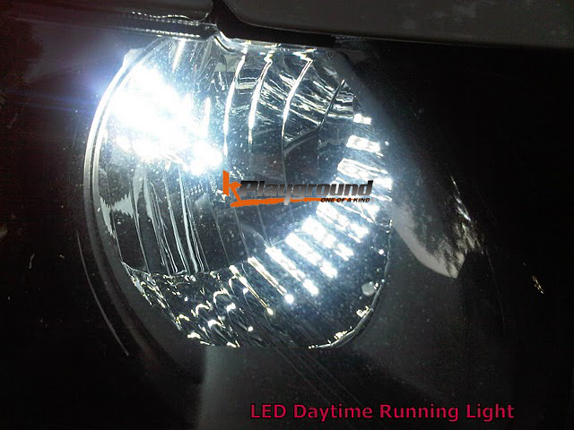 LED Daytime Running Light 06-11 Civic, 2012+ Civic, 2011+ CRZ Ea