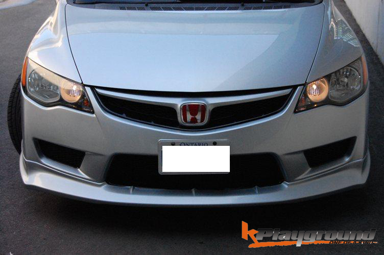 Civic Type R Mugen style front lip