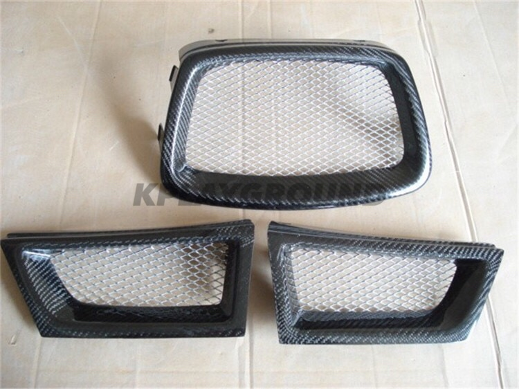 06-07 WRX STI Carbon Front Grill