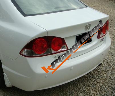 Depo Circle Spec Taillights