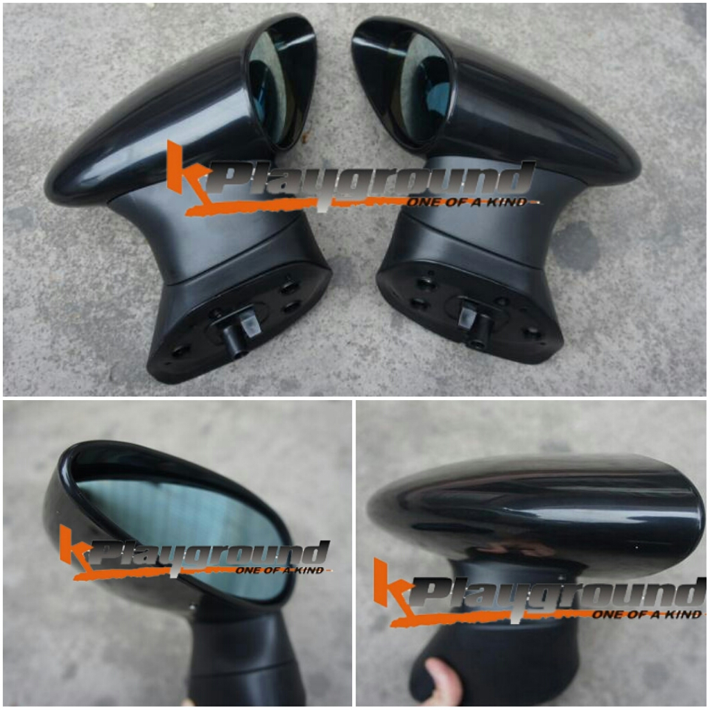 Spoon Type Side Mirrors