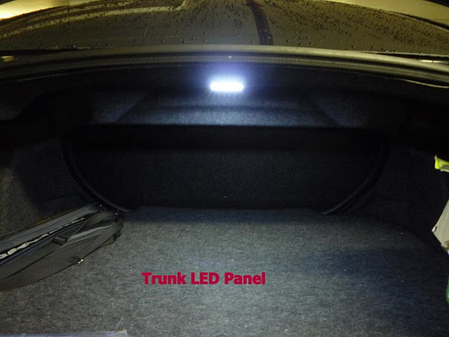 LED trunk light 06-11 Civic, 2012+ Civic, 2011+ CRZ Each