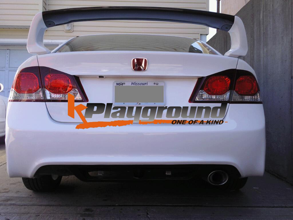 Genuine Honda 09 Spec Taillights