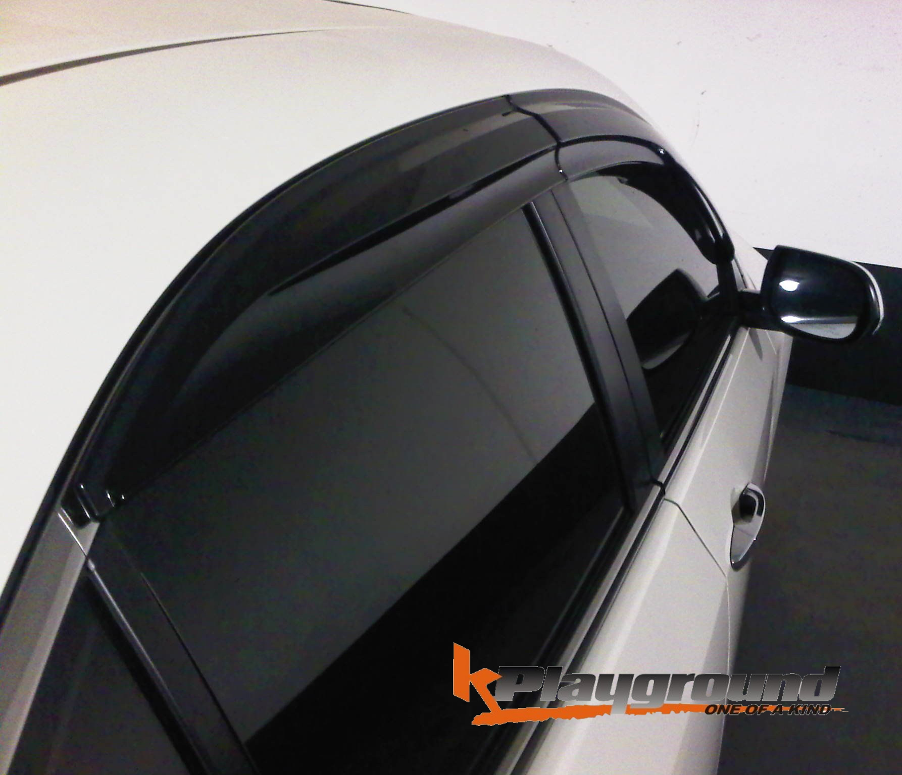 08 and up Acura TSX Mugen Style Window Visors