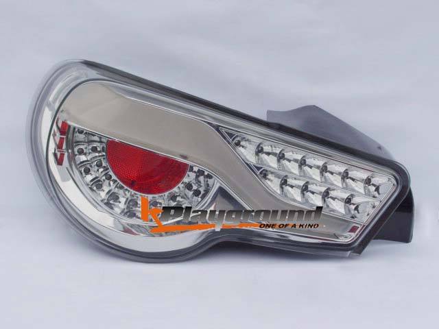 FRS/BRZ Spyder Type V2 Tail Light ~ Clear