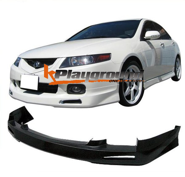 04 To 05 TSX Mugen Style Front Lip