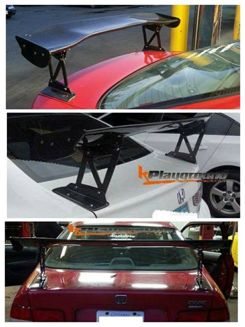 KPG Carbon GT Wing